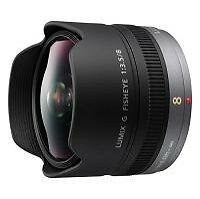 Fixed/Prime Fisheye Camera Lenses for Panasonic