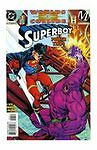 Superboy Uncertified Not Signed Modern Age Superman Comics