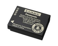 Li-Ion Camera Batteries for Panasonic LUMIX