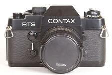 Analoge Contax Kameras mit Aufnahmemodi