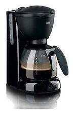 Braun Kaffeemaschinen aus Kunststoff mit Wassertank