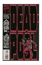 Deadpool CGC Modern Age X-Men Comics Not Signed