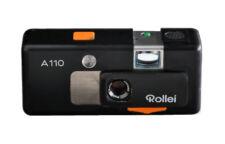 Alte Rollei Miniaturkameras mit 110