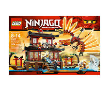 Ninjago Red LEGO Complete Sets & Packs