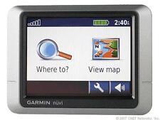 Garmin Vehicle GPS and Sat Nav without Custom Bundle Systems