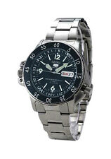 Seiko 5 Sports Adult Round Wristwatches