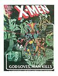 X-Men Collectible Graphic Novels & TPBs