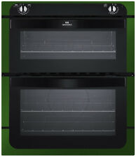 Black Stainless Steel Built - in Electric Ovens