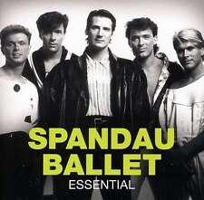 SPANDAU BALLET Essential CD BRAND NEW Best Of