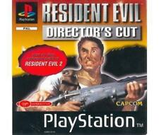 Jeux vidéo manuels inclus Resident Evil PAL
