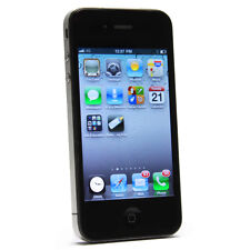 iPhone 4 Black Smartphone Mobile Phones