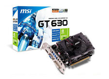 MSI 4GB Memory DDR3 Computer Graphics & Video Cards