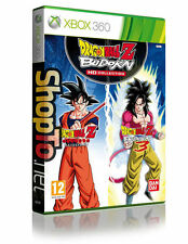 Microsoft Xbox 360 Bandai Fighting Video Games