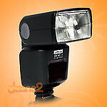 Intelligent Accessory Shoe 30-49m Camera Flashes for Canon