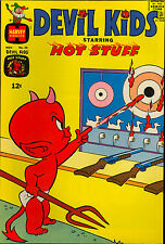 Hot Stuff Harvey Silver Age Cartoon Character Comics