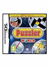 Puzzle Nintendo DS Ubisoft 3+ Rated Video Games