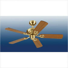 Brass Ceiling Fans without Light