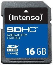Intenso SDHC Handy-Speicherkarten mit Class 4