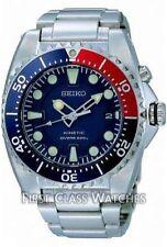 Sportliche runde Seiko Prospex Armbanduhren aus Edelstahl