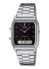 Analoge & digitale Armbanduhren aus Edelstahl mit Uhr