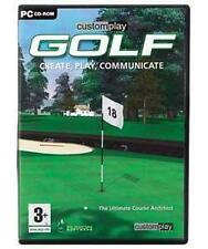 Golf Manual Included PAL PC Video Games