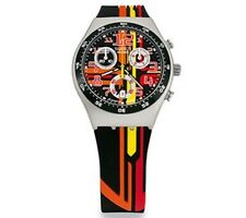 Armbanduhren aus Aluminium mit Chronograph