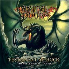 Testament Rock Import Music CDs