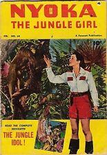 Niña de la selva