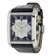 RAYMOND WEIL Dress/Formal Rectangle Wristwatches