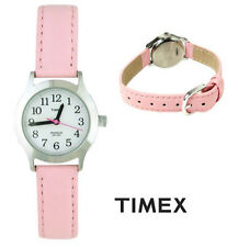 Timex Faux Leather Wristwatches
