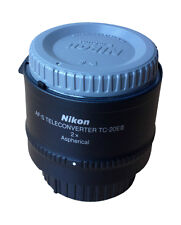 Nikon F Manual Focus DSLR Teleconverter Camera Lenses