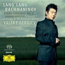 DG Deutsche Grammophon Concerto Classical Music SACDs