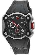 Asymmetrische Armbanduhren mit gebürstetem Finish