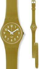Analoge sportliche Swatch Armbanduhren