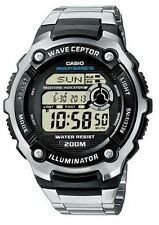 Casio Armbanduhren mit Glanz-Finish