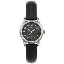 Women's Stainless Steel Case Watches with Date Indicator