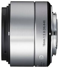 Sigma Fixed/Prime Manual Focus Wide Angle Camera Lenses
