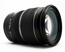 Canon EF-S 17-55mm Focal Camera Lenses