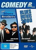 Dan Aykroyd Blu-ray Comedy 2000 DVD Edition Year Discs