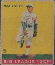 Rookie Goudey Pre-WWII (Pre-1942) Original Baseball Cards