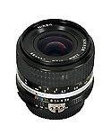 Nikon F Manual Focus SLR Camera Lenses 35mm Focal