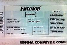 REGINA FLITETOP UP820K 3 1/4 CHAIN