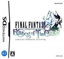 Jeux vidéo Final Fantasy NTSC-J (Japon) pour Nintendo DS