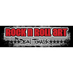 Rock N Roll Art by Dean Tomasek