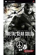 Jeux vidéo Metal Gear Solid pour Sony PSP PAL