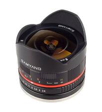Samyang Kamera-Objektive mit 100mm Brennweite Festbrennweite