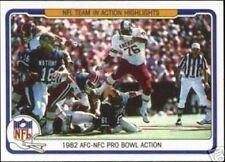 Rookie Joe Montana Original Single Football Trading Cards