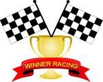 Winner_racing