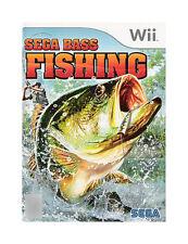 Action/Adventure Nintendo Wii Fishing Video Games