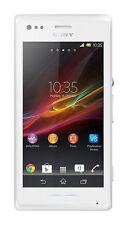 Sony Xperia M Handys & Smartphones, Android und 4 GB interner Speicherkapazität